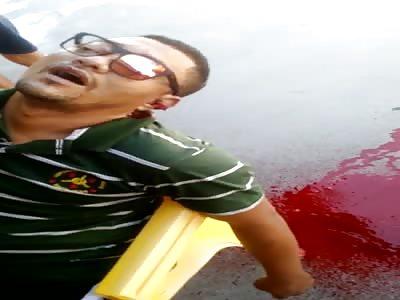 MAN MURDERED IN CEARA BRASIL