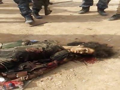 daesh killed in battle