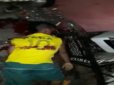 Slaughter in brasil 3 death