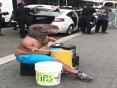 Strange Street Actor