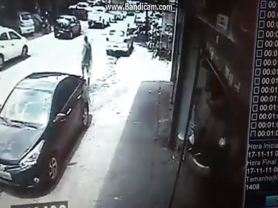 Assassin kills two men in Goiania Brazil