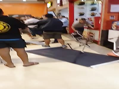 man takes revenge on a knockout