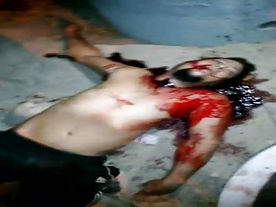 Man was brutally murdered