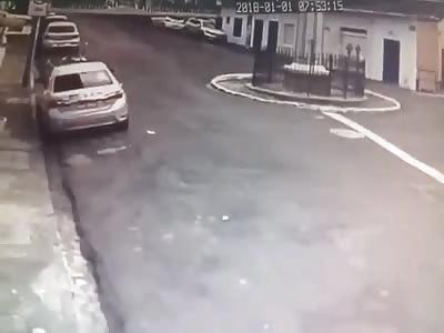 man get shot by police