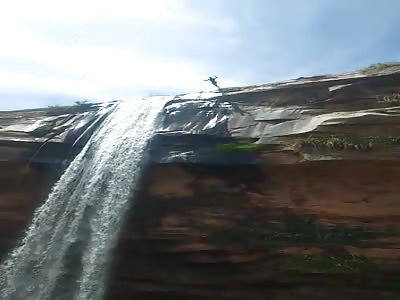 man jump to death