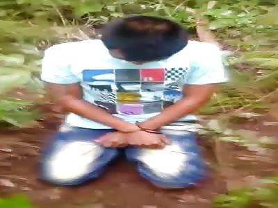 Execute gang member