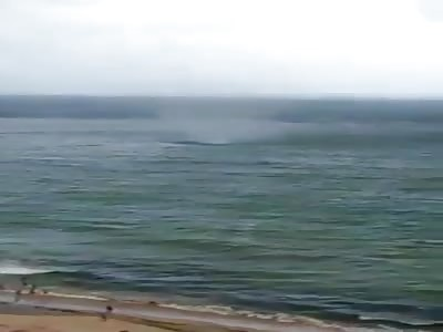 Surprise On The Beach