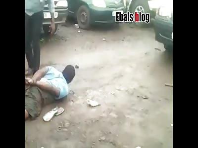 boss Treats His employee  Like an Animal police just laugh