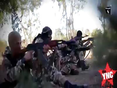 new isis propaganda video