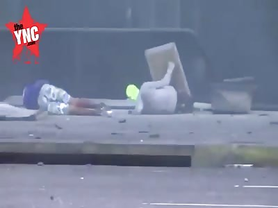 Venezuela war zone