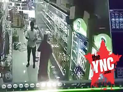 Yemeni beats up Saudi man in  Saudi Arabia