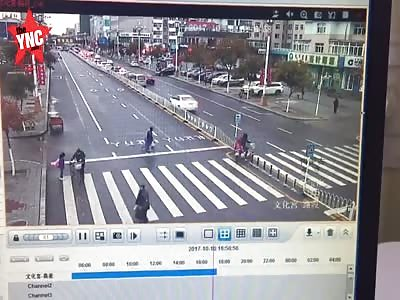 accident in  Fujian