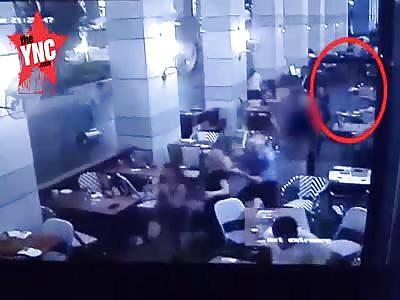 three terrorists kill a man in Israel
