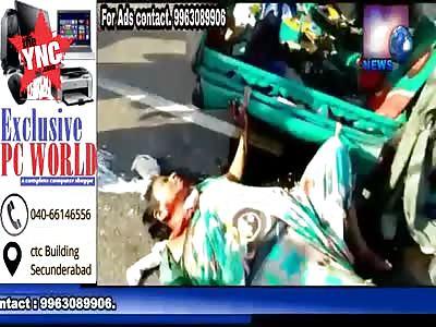 6 Persons Died And 10 Injured In Karimnagar,Telangana