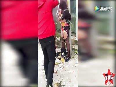 cheating husband suffers