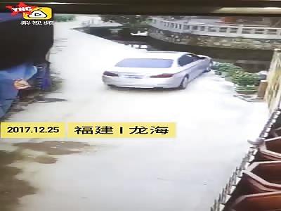 accident in  Zhangzhou