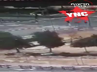 man killed on the zebra crossing in Israel