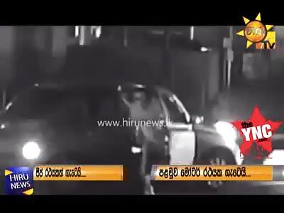65 year old man killed at the Battaramulla junction by a car