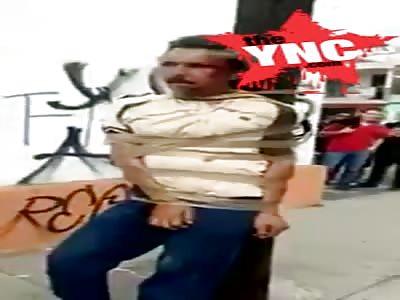 punishment in Mazatlán City, Mexico