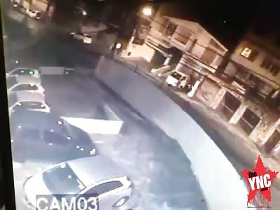 Student  killed  in Bairro da Graça