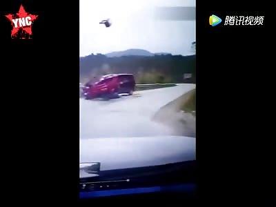 accident in  Hebei