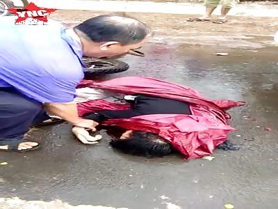 student killed in Phú Túc Vietnam