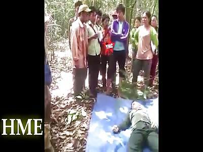 suicide in laos