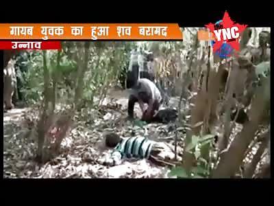 killing of a businessman in Badkagaon, Uttar Pradesh