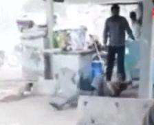 murder on  Kothariya Main Rd, Rajkot, Gujarat, India