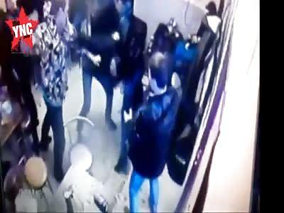 fight in Russia