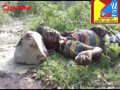 10 year old boy  killed in  in Boulaq Dakrour