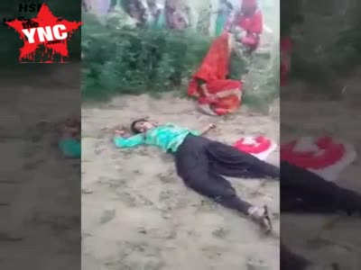 two sisters in Etawah was shot dead