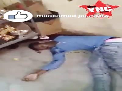 thief killed in Somalia