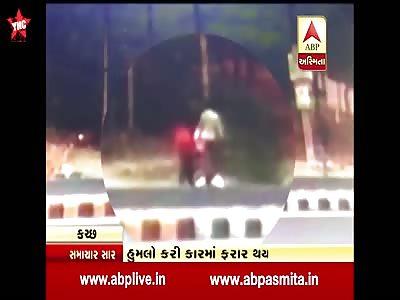 Man murdered   in anjar