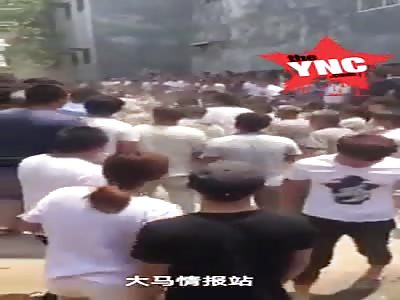 jungle justice in china