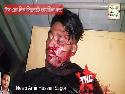 Mashiur Rahman 16 years old was killed by Rafat Hossain in  Sylhet.