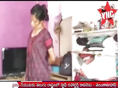 Mittappelli Lavanya Nahilaa hangs her self in Jagathala