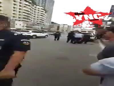 stupid police men