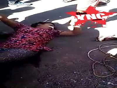 dead woman from the village of Torana village, was found under the Charnia bridge of Atroli village