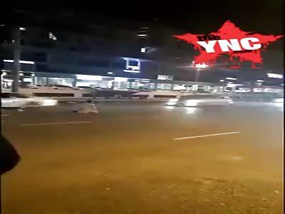 woman tries to kill herself in Kuching, Malaysia