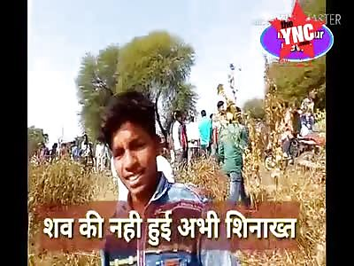 Body of a man found near Chandavas village