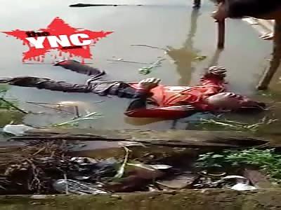 Body discovery  in Sirah Pulau Padang