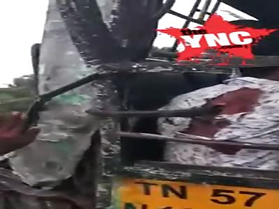 youth  impaled in Tamil Nadu