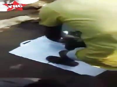 dead body in Bangladesh
