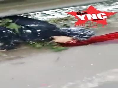 woman killed by car in Turkey