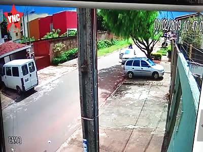 man shot dead in Valparaíso de Goiás