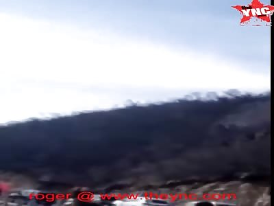 Beijing Auto BJ40L accident