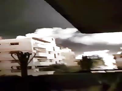 Best video of Duma burning