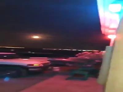 Patriot missile fails in Riyadh