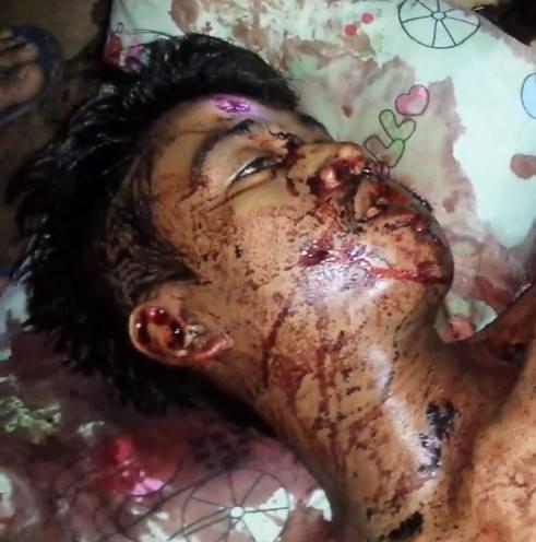 Bloody Crime Scene Happened this Week in Brazil XVII